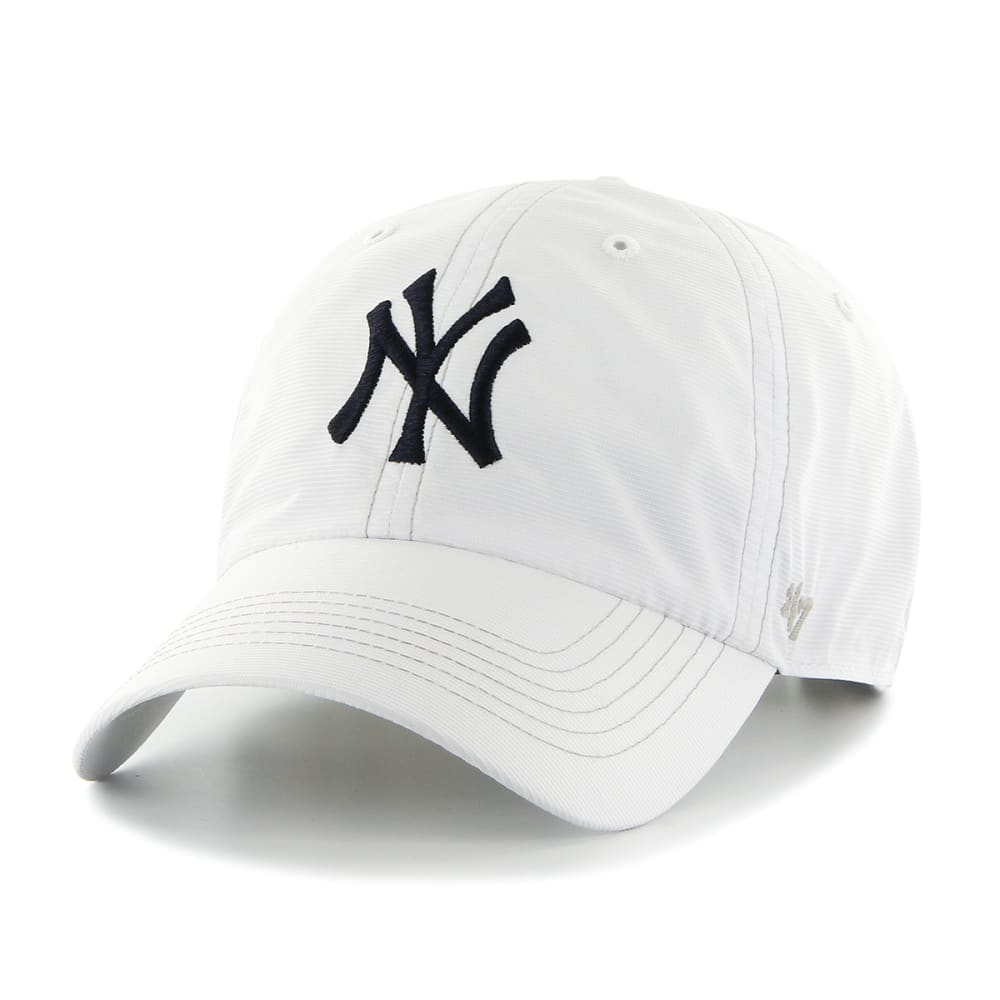 NEW YORK YANKEES Women's Marathon Cap - WHITE