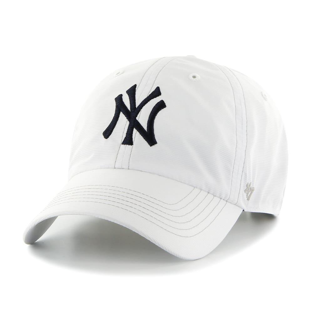 NEW YORK YANKEES Women's Marathon Cap - WHITE