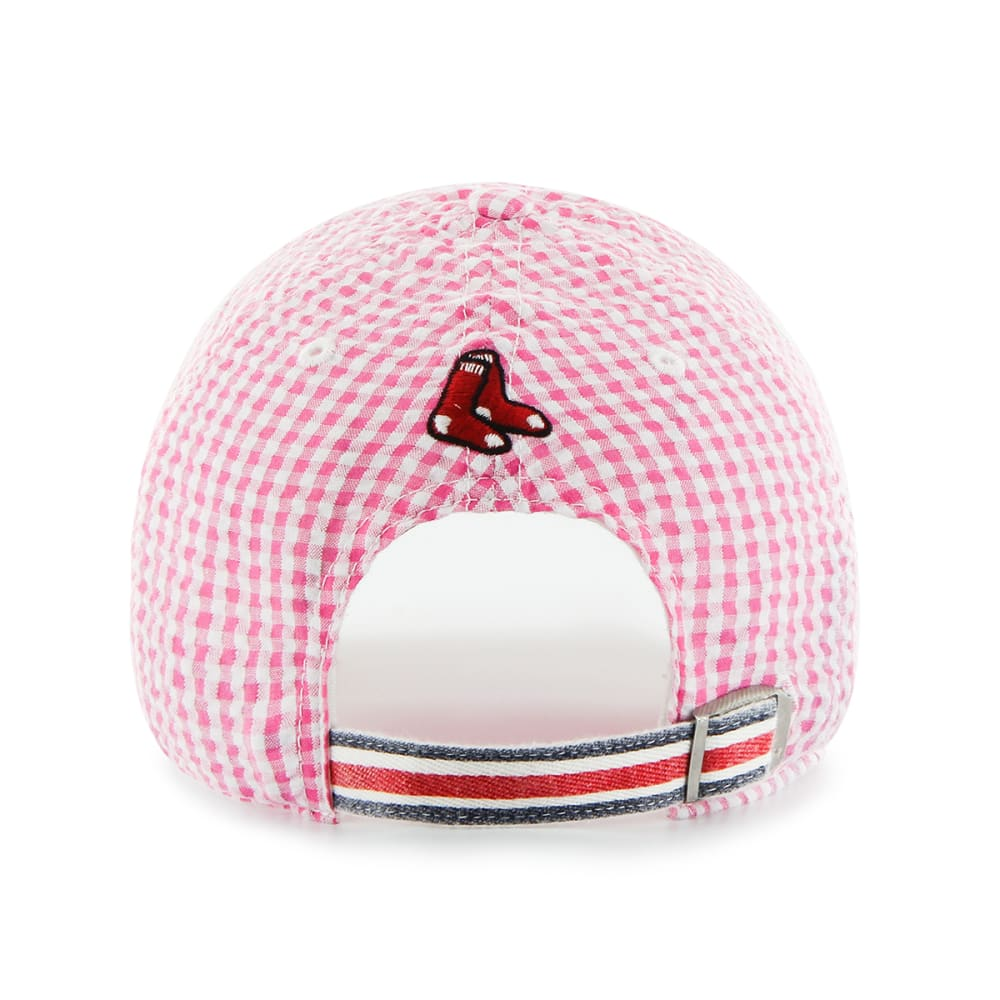 BOSTON RED SOX Women's '47 Gosnold Cap - RED