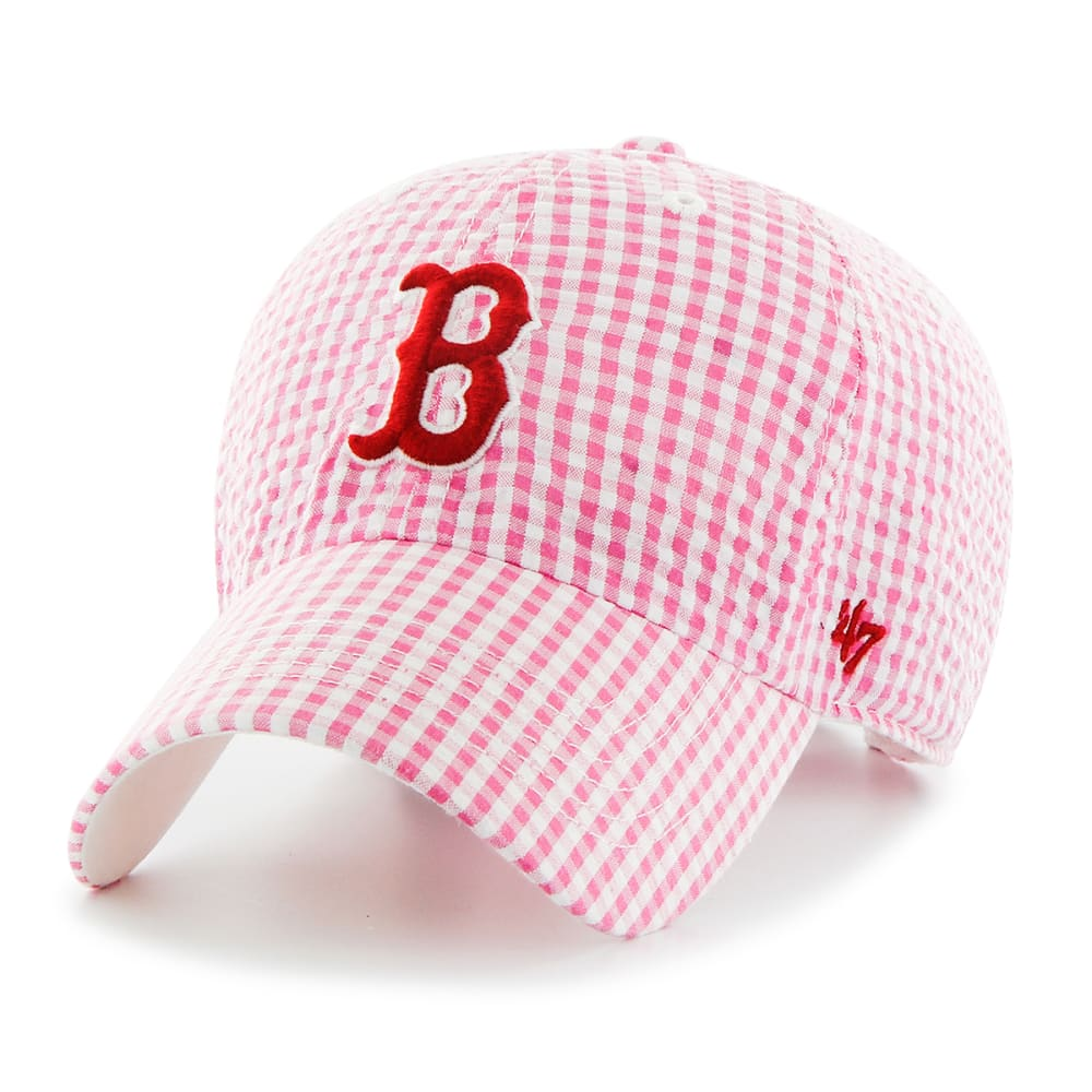 BOSTON RED SOX Women's Gosnold Cap - RED