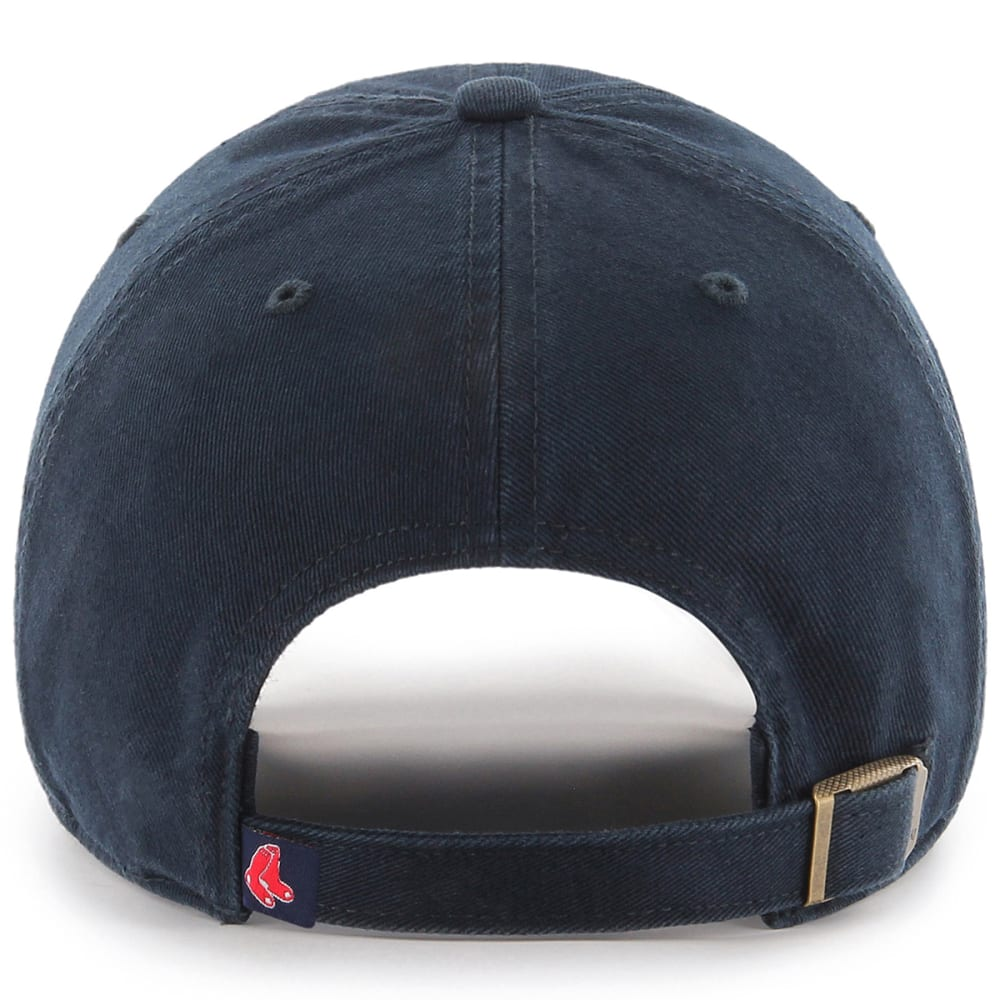BOSTON RED SOX Kids' '47 Clean Up Adjustable Cap - RED SOX NVY