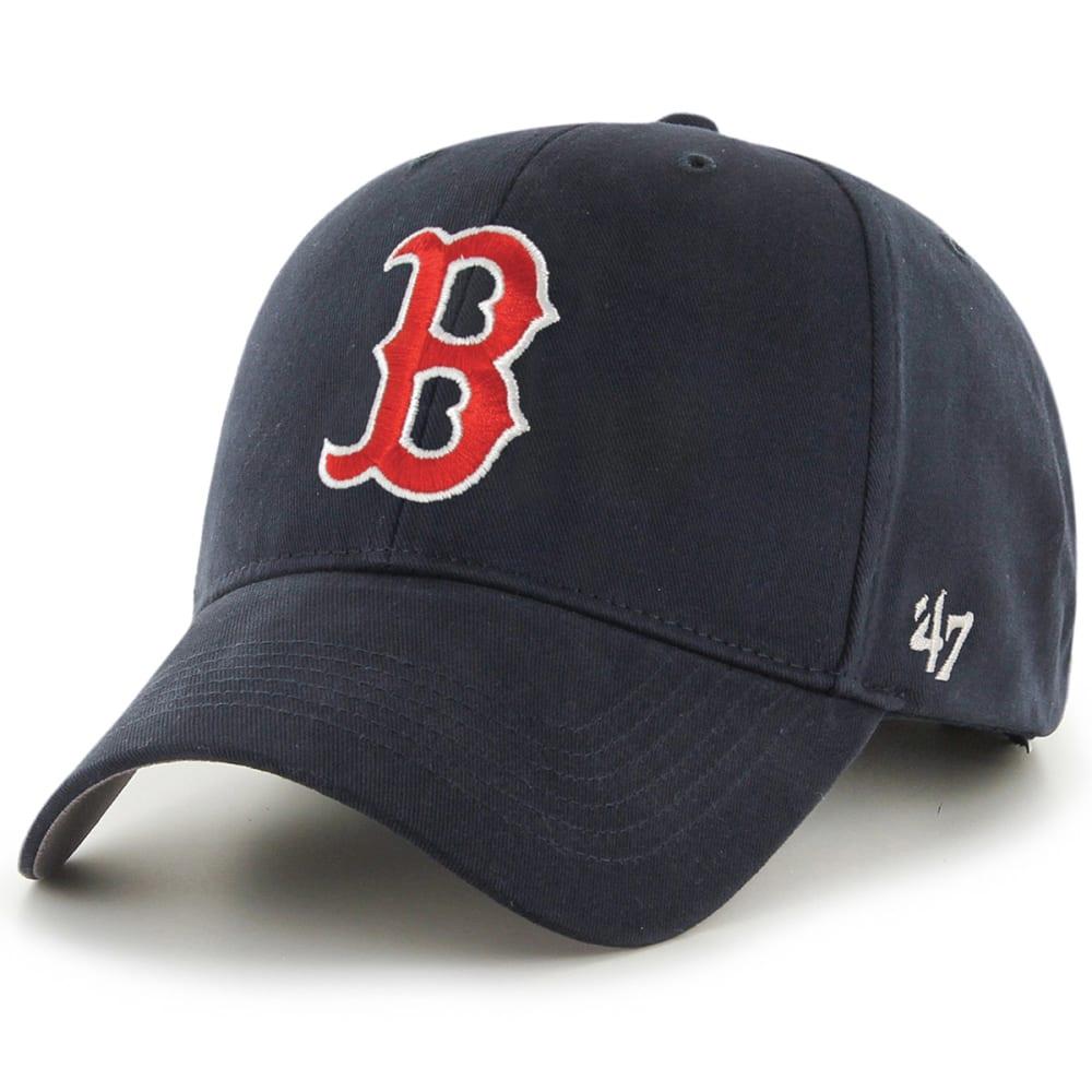BOSTON RED SOX Youth '47 Basic Navy Adjustable Cap - NAVY