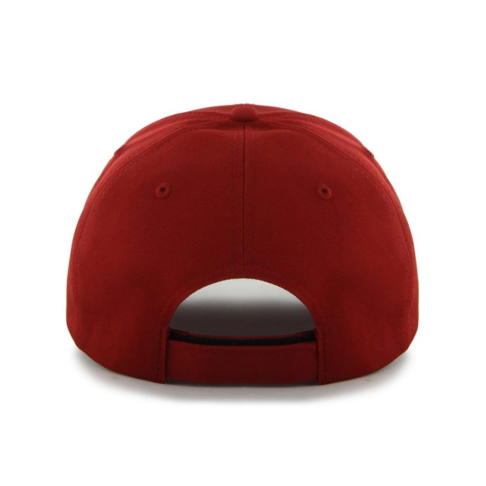 BOSTON RED SOX Kids' '47 Basic AC Adjustable Hat - RED
