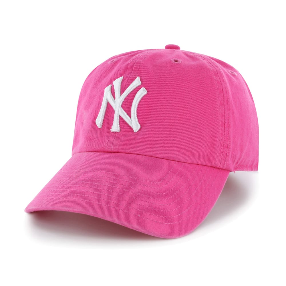 NEW YORK YANKEES '47 Clean Up Adjustable Cap - PINK
