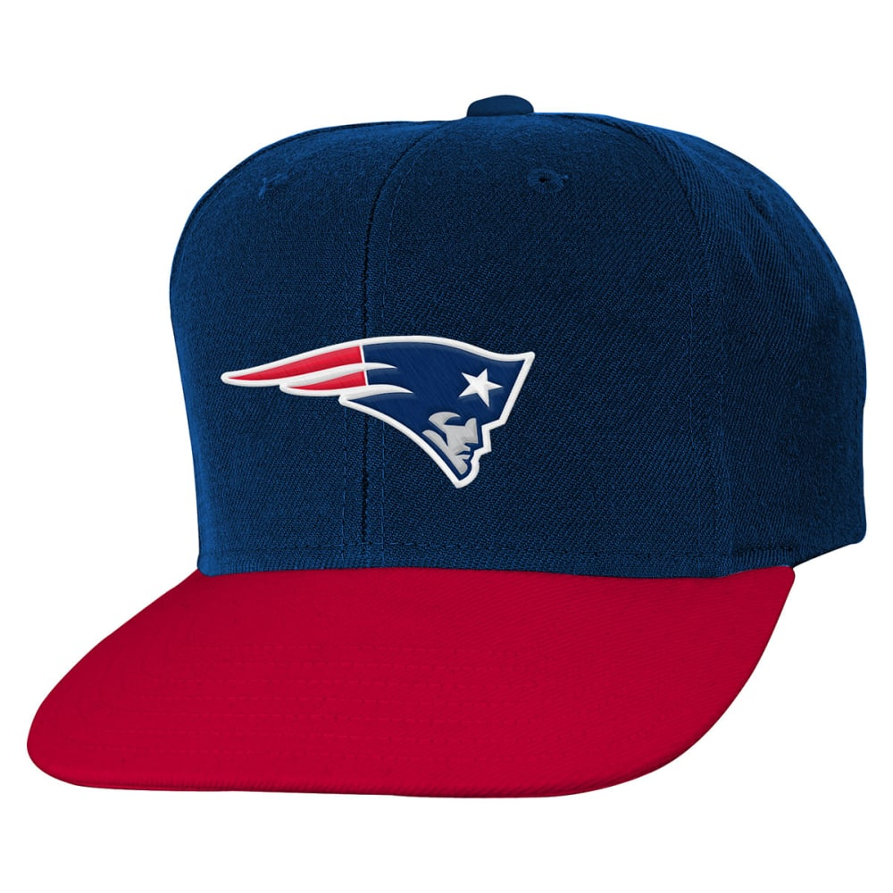 NEW ENGLAND PATRIOTS Boys' Two Tone Snapback Cap - PATRIOTS