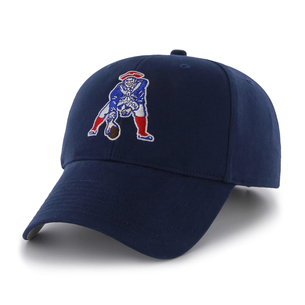 NEW ENGLAND PATRIOTS Kids' Pat the Patriot Adjustable Cap - NAVY