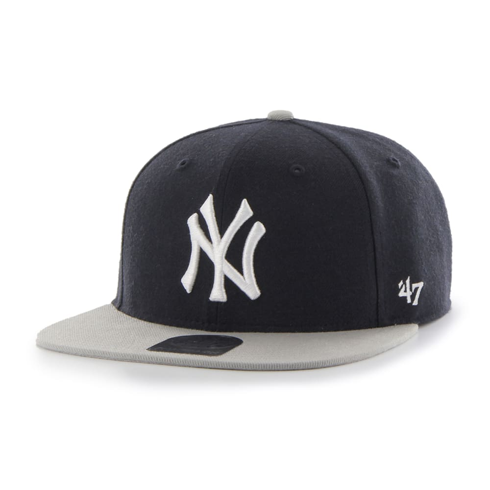 NEW YORK YANKEES Kids' Lil Shot Two-Tone Snapback - NAVY