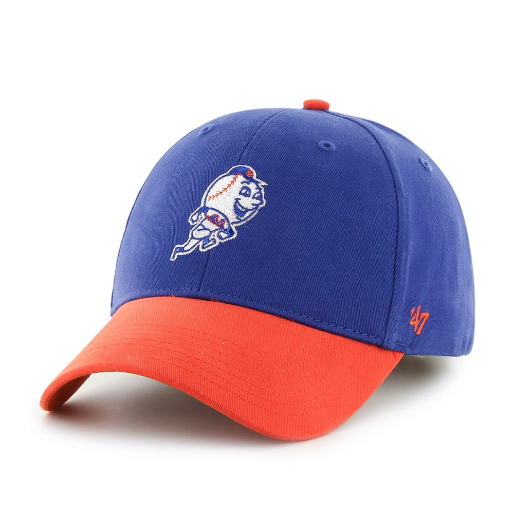 NEW YORK METS Kids' '47 Short Stack Cap ONE SIZE