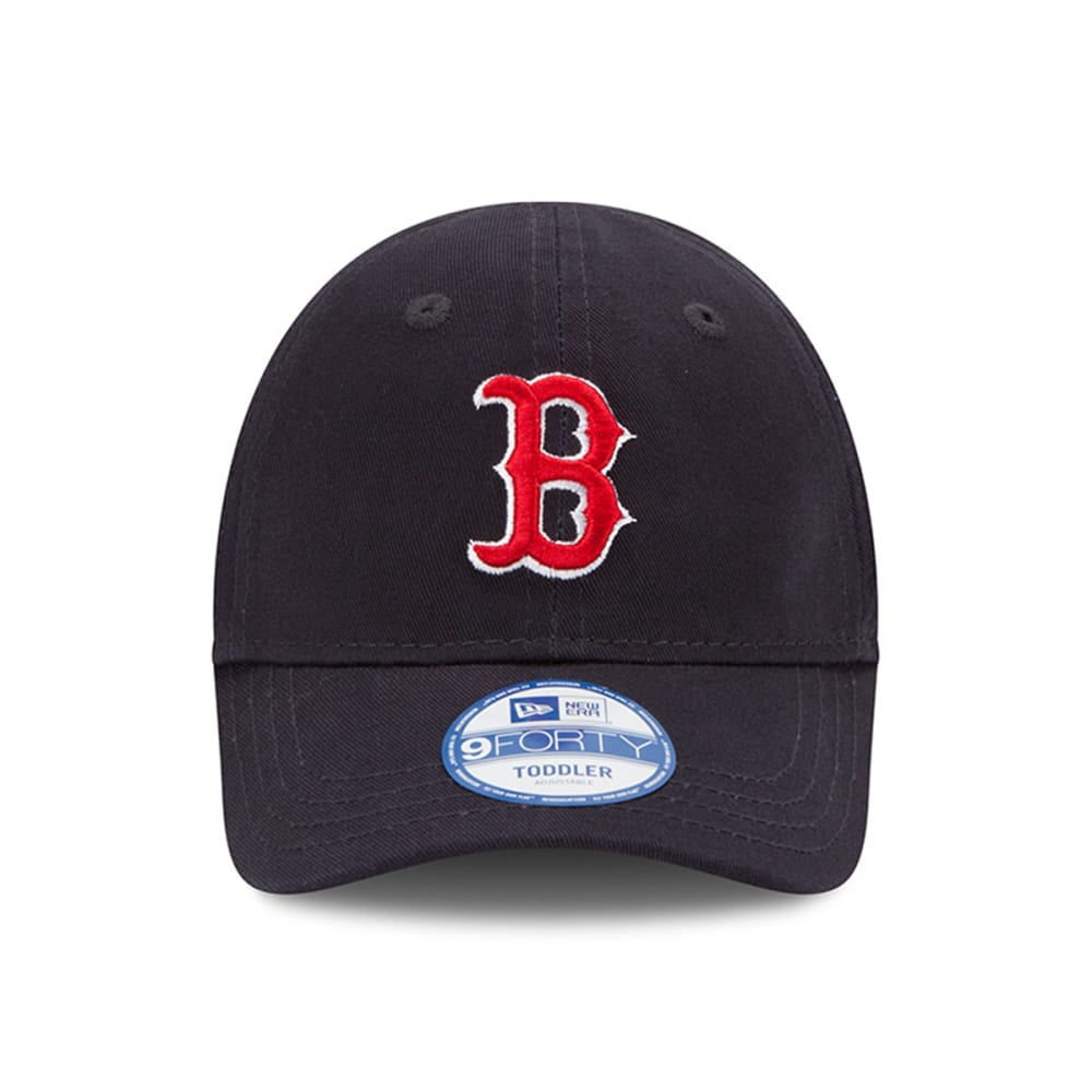 BOSTON RED SOX Toddler My 1st 9FORTY Cap - RED SOX