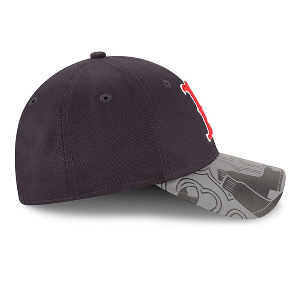 BOSTON RED SOX Kids' Reflect Fuse Adjustable Cap - RED SOX