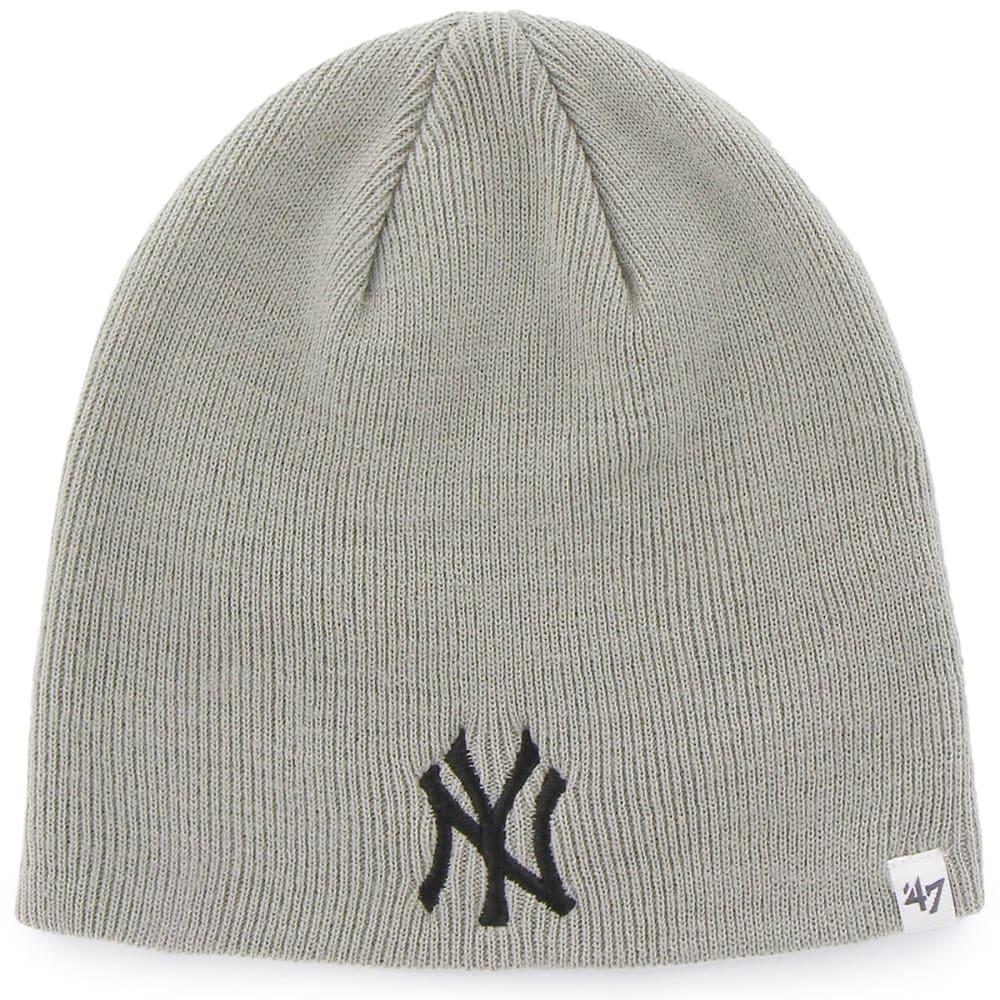 NEW YORK YANKEES '47 Basic Grey Beanie - GREY