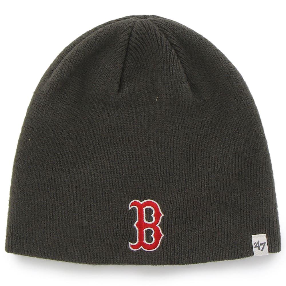 BOSTON RED SOX '47 Basic Charcoal Beanie - CHARCOAL