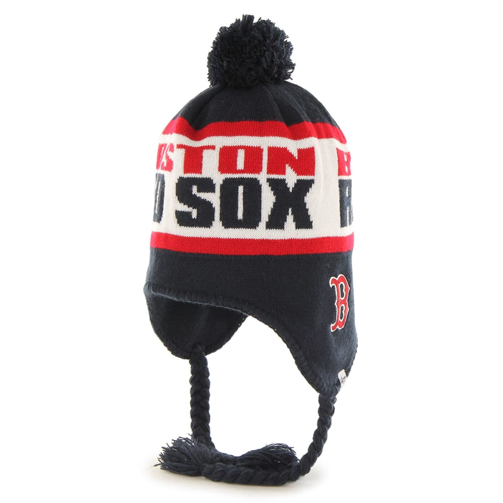 BOSTON RED SOX '47 Sutherland Peruvian Knit Hat - NAVY
