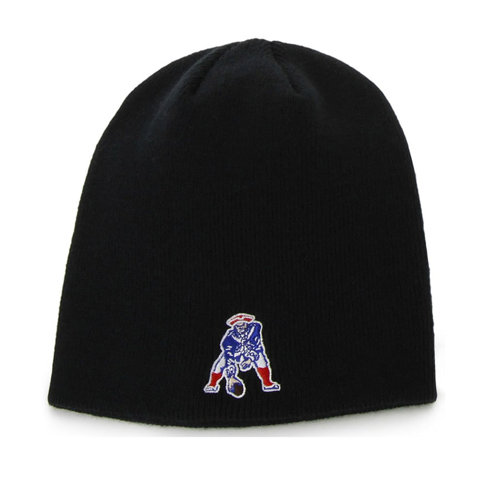 NEW ENGLAND PATRIOTS Pat The Patriot Beanie - BLACK