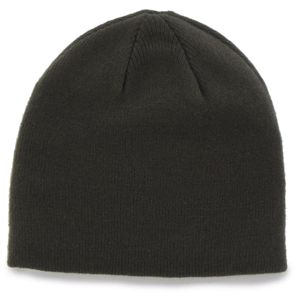 NEW ENGLAND PATRIOTS Basic Charcoal Beanie - CHARCOAL