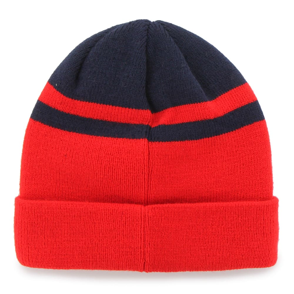 NEW ENGLAND PATRIOTS Cedarwood Cuffed Knit Hat - ASSORTED