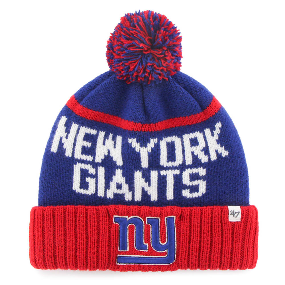 NEW YORK GIANTS Lineman Pom Beanie - MULTI