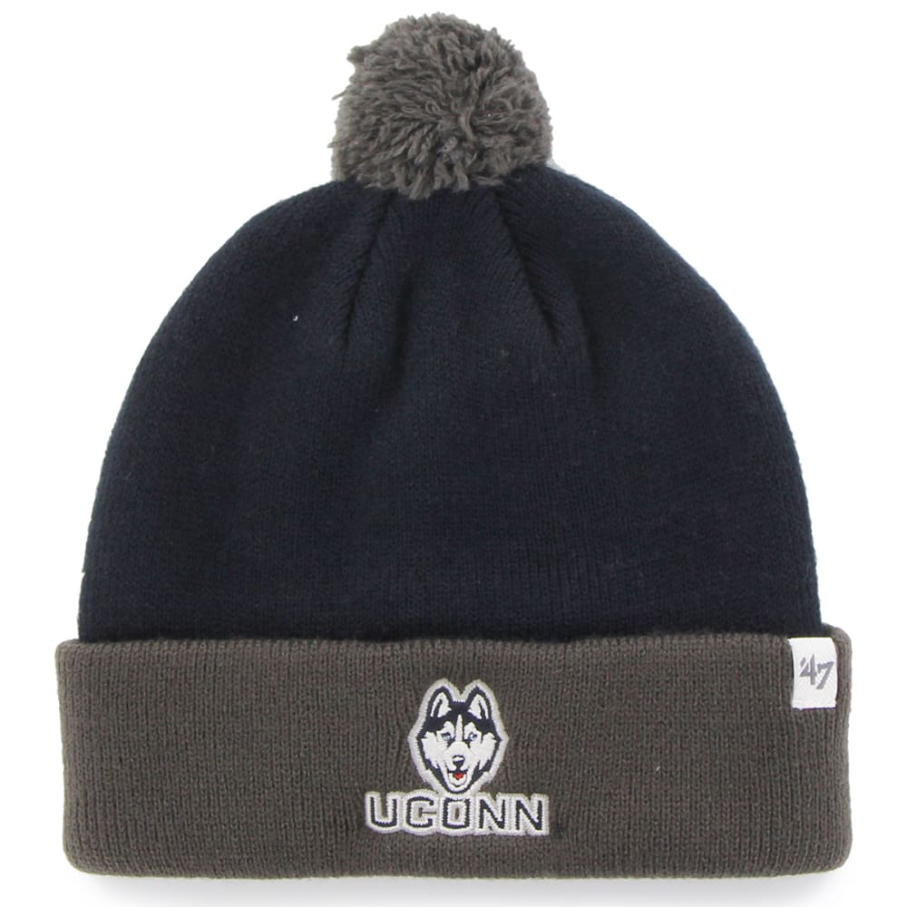 Uconn Kids '47 Bam Bam Knit Hat And Gloves Set