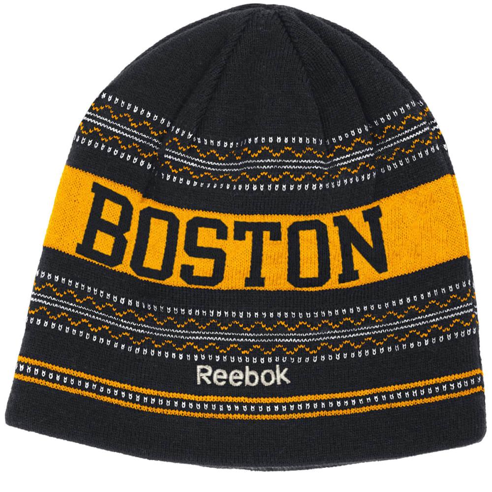 BOSTON BRUINS Reversible Beanie - BRUINS