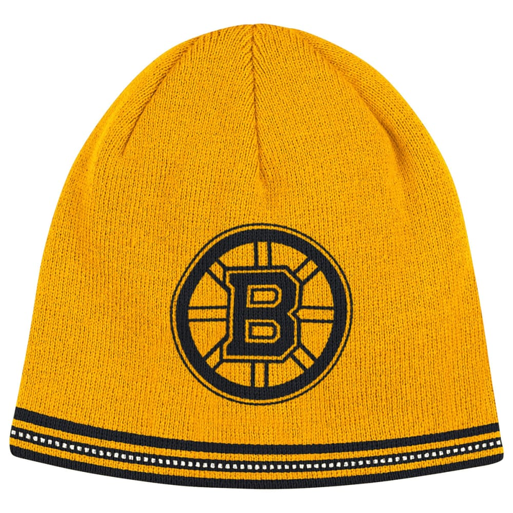 BOSTON BRUINS Reversible Beanie - BRUINS