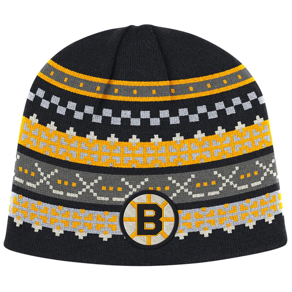 BOSTON BRUINS CCM Hockey Stick Beanie - BRUINS
