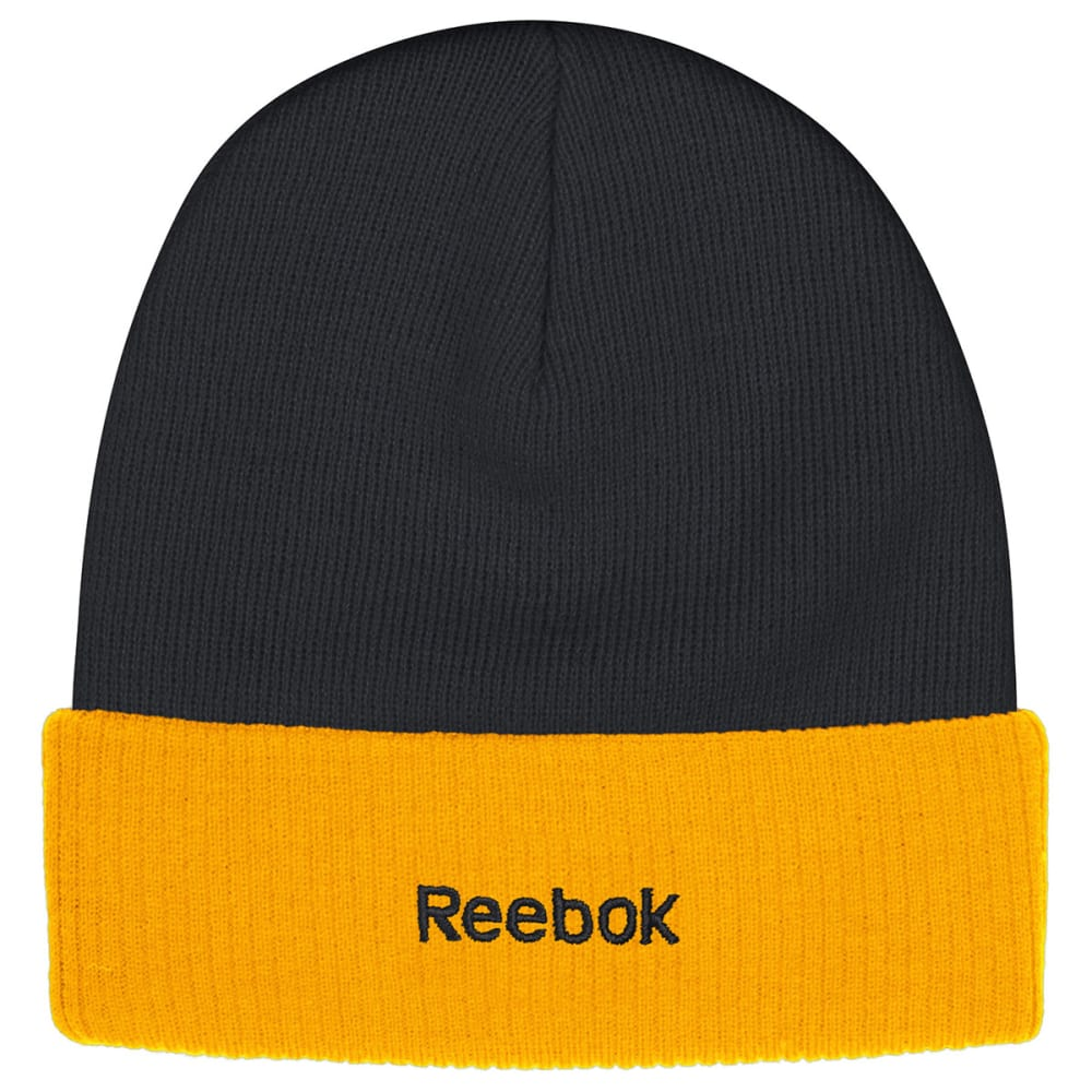 BOSTON BRUINS Cuffed Beanie - STEALTH GREY/GRAPHIT