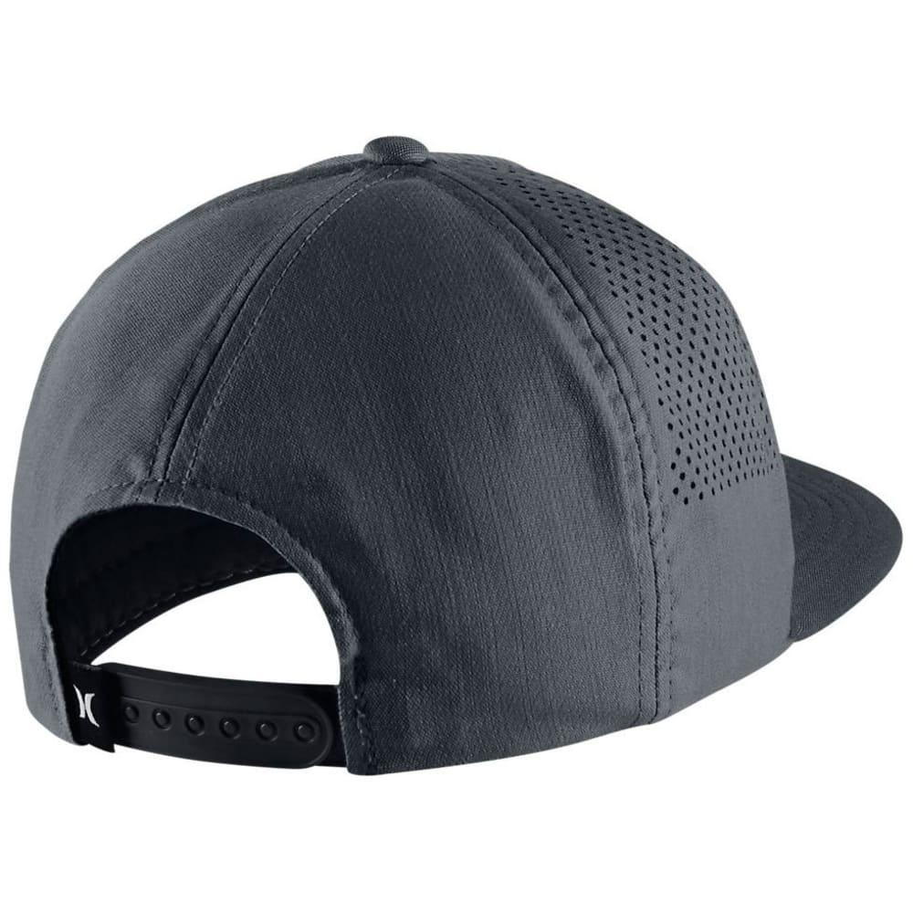 HURLEY Guys' Dri-Fit Icon 2.0 Cap - BLACK