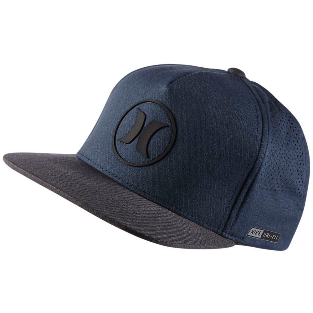 HURLEY Guys' Dri-Fit Icon 2.0 Cap - OBSIDIAN-45B