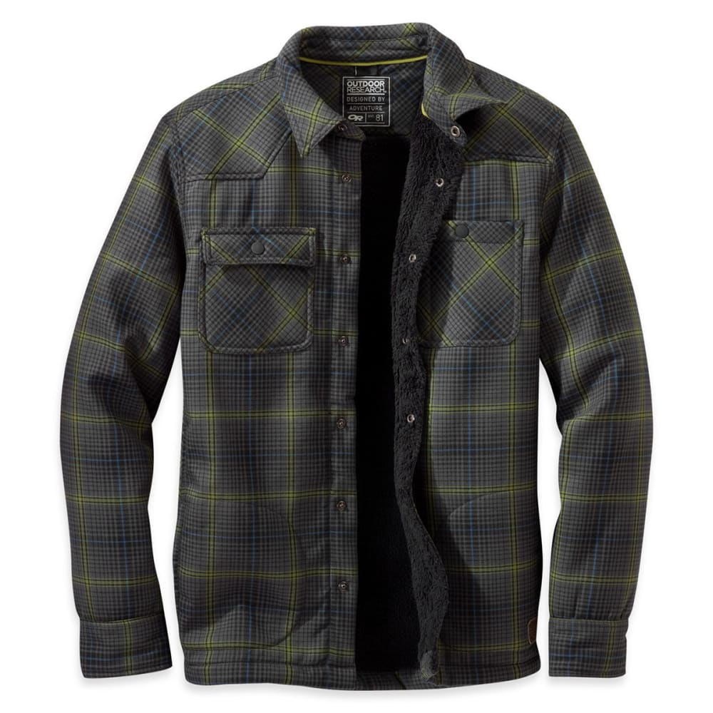 OUTDOOR RESEARCH Men's Sherman Jacket™ - CHARCOAL