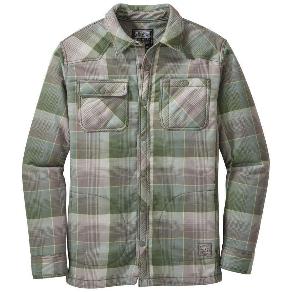 OUTDOOR RESEARCH Men's Sherman Jacket™ - KALE/SAGE