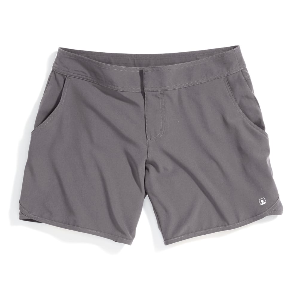 EMS® Women's Hydro Shorts - PEWTER