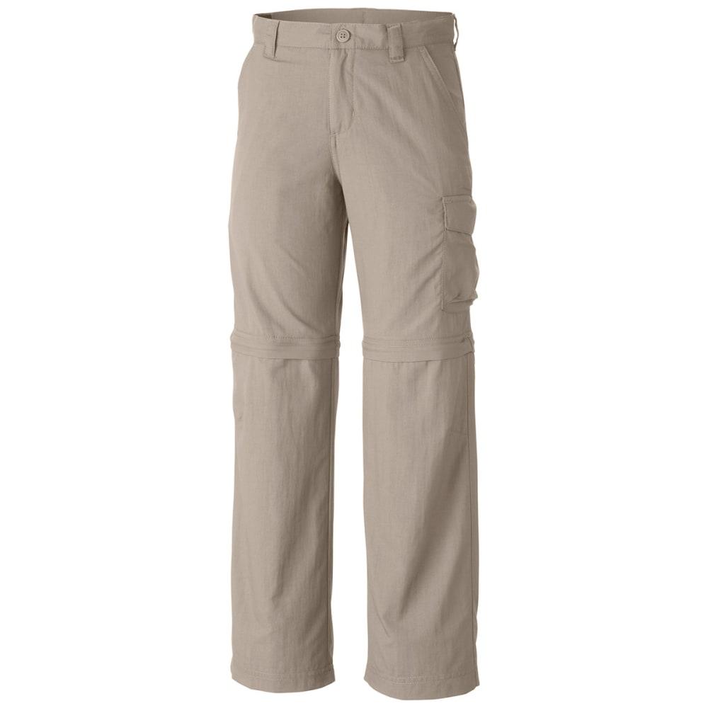 COLUMBIA Boys' Silver Ridge III Convertible Pants XXS