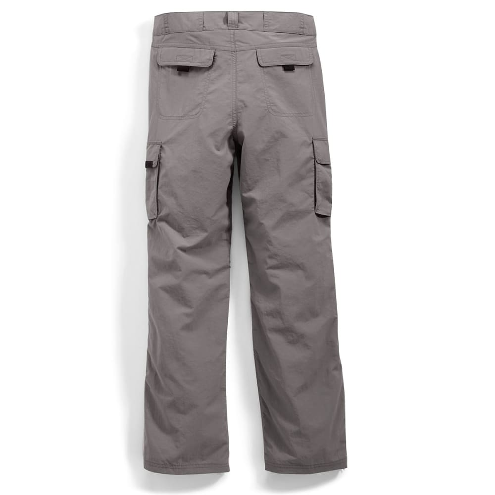 EMS Boy's Camp Cargo Pants - PEWTER