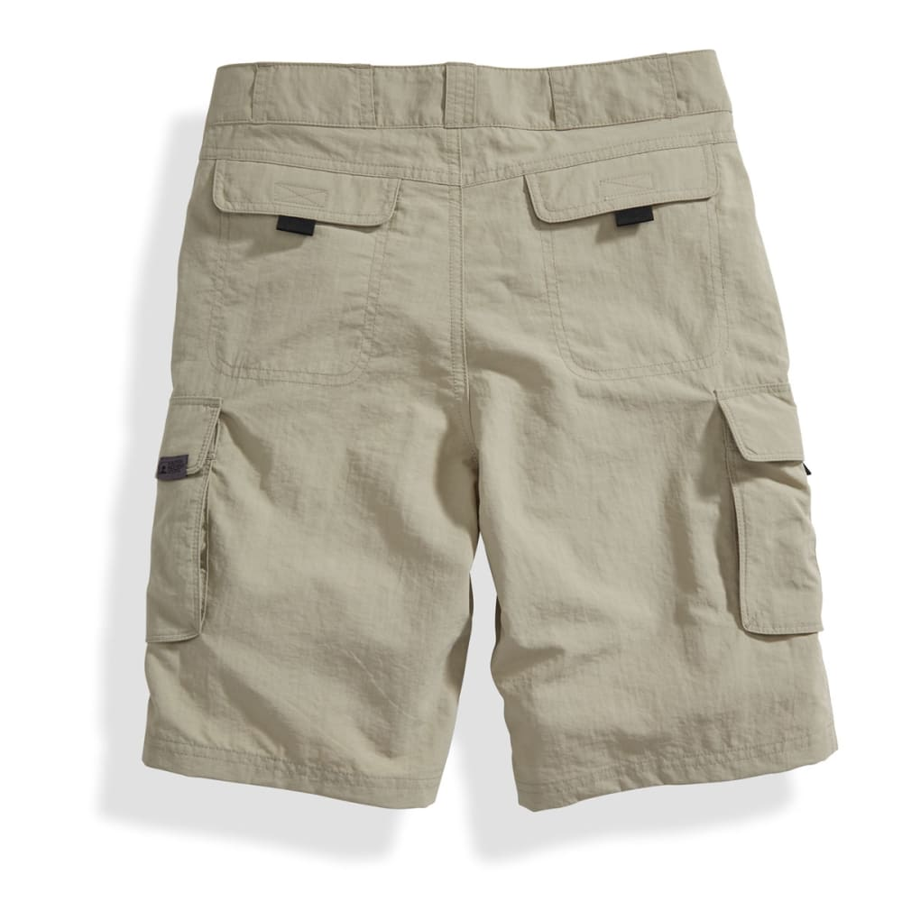 EMS Boys' Camp Cargo Shorts - FOSSIL