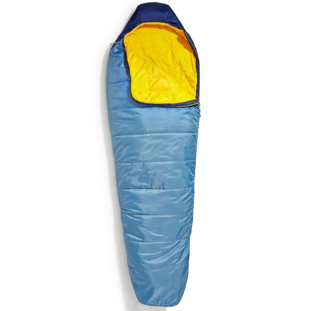 EMS Bantam 30 Degree Mummy Sleeping Bag, Regular - BLUE DEPTHS