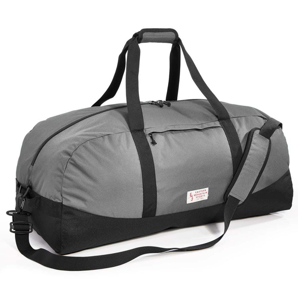 EMS Camp Duffel, Large - PEWTER