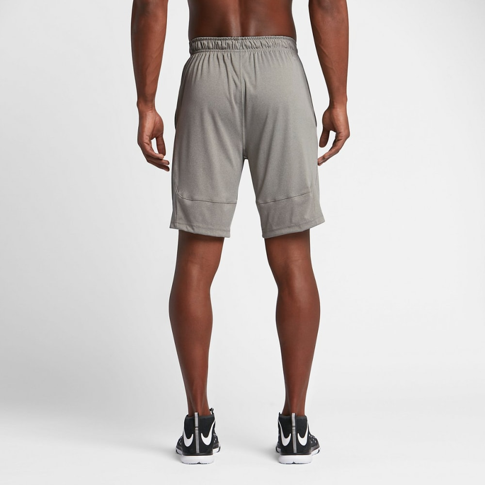 NIKE Men's Dry Training Shorts - DARK GREY-063