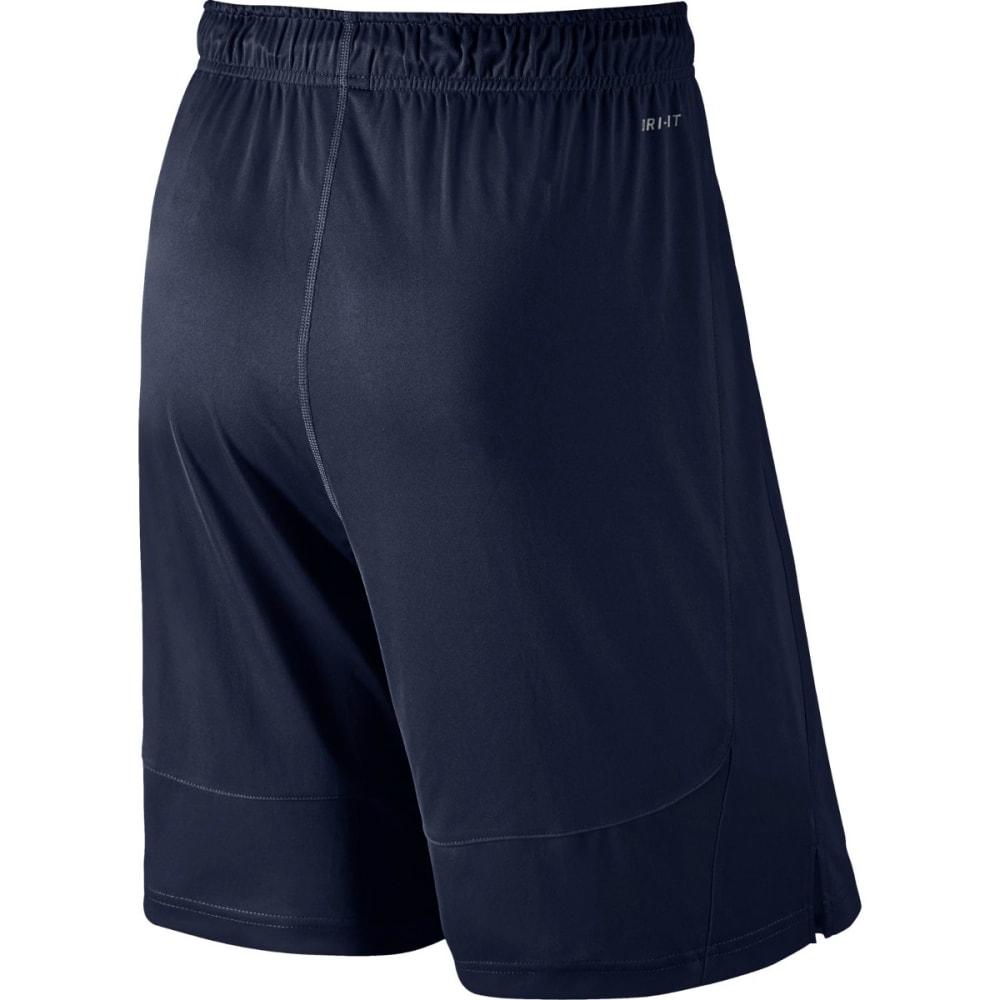 NIKE Men's Dry Training Shorts - OBSIDIAN/BLACK-451