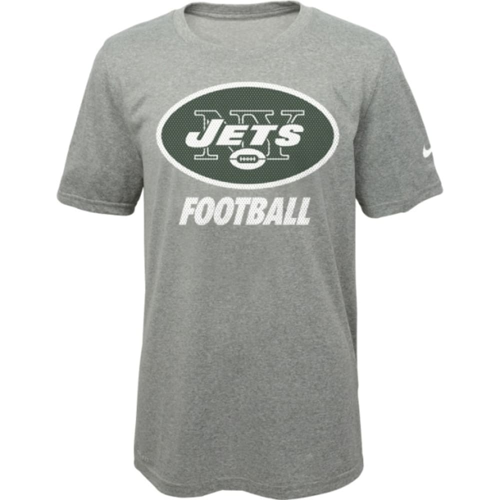 NEW YORK JETS Men's Facility Short Sleeve Tee - GREEN