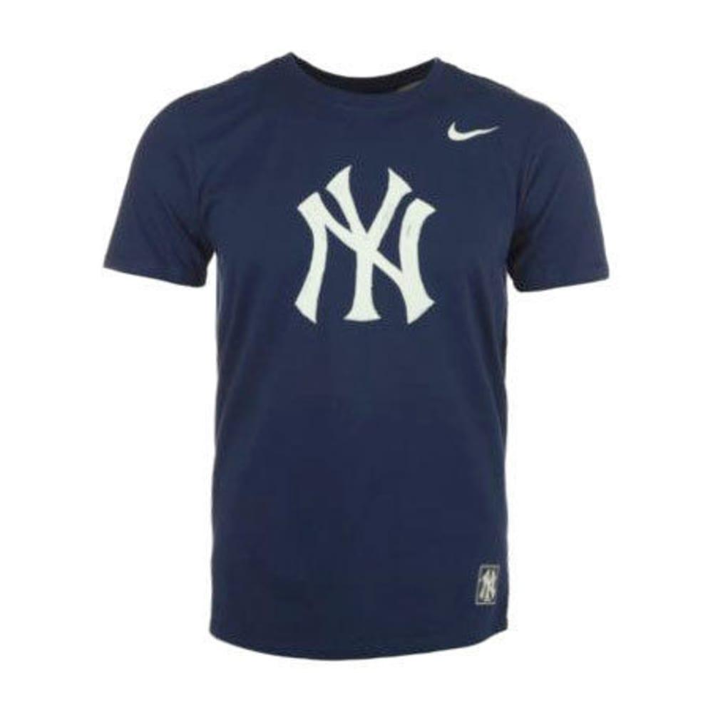 NEW YORK YANKEES Men's Painted Logo Tee - YANKEES