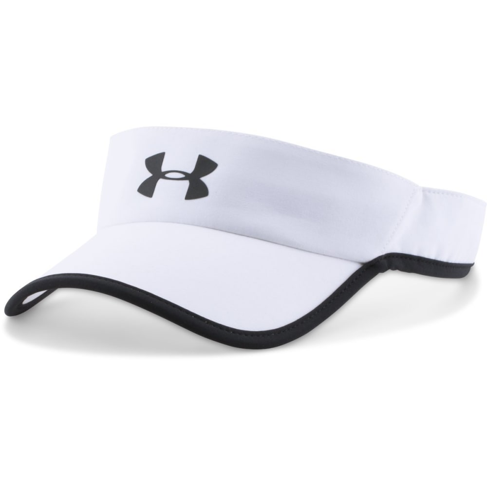 UNDER ARMOUR Men's Shadow Visor 3.0 - WHITE/SKY BLUE