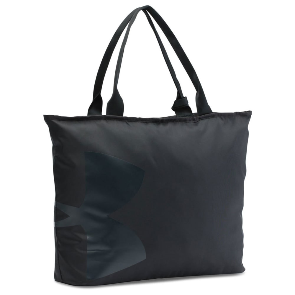 UNDER ARMOUR Women's Big Logo Tote - BLACK/CREAM/GUM