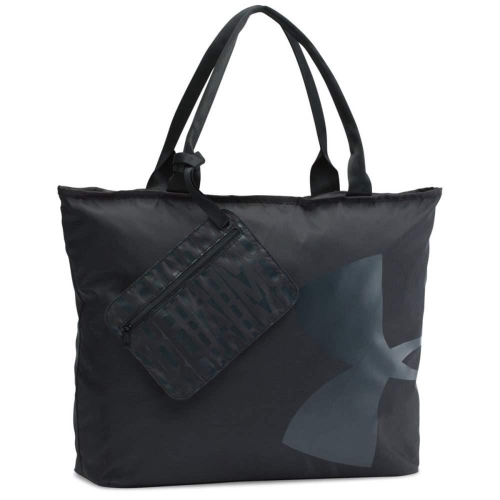 UNDER ARMOUR Women's Big Logo Tote - BLACK/CREAM/GUM