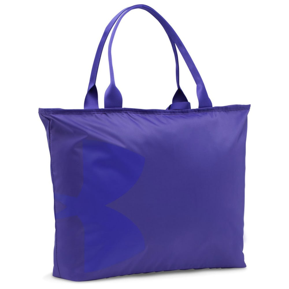 UNDER ARMOUR Women's Big Logo Tote - PURPLE ICE