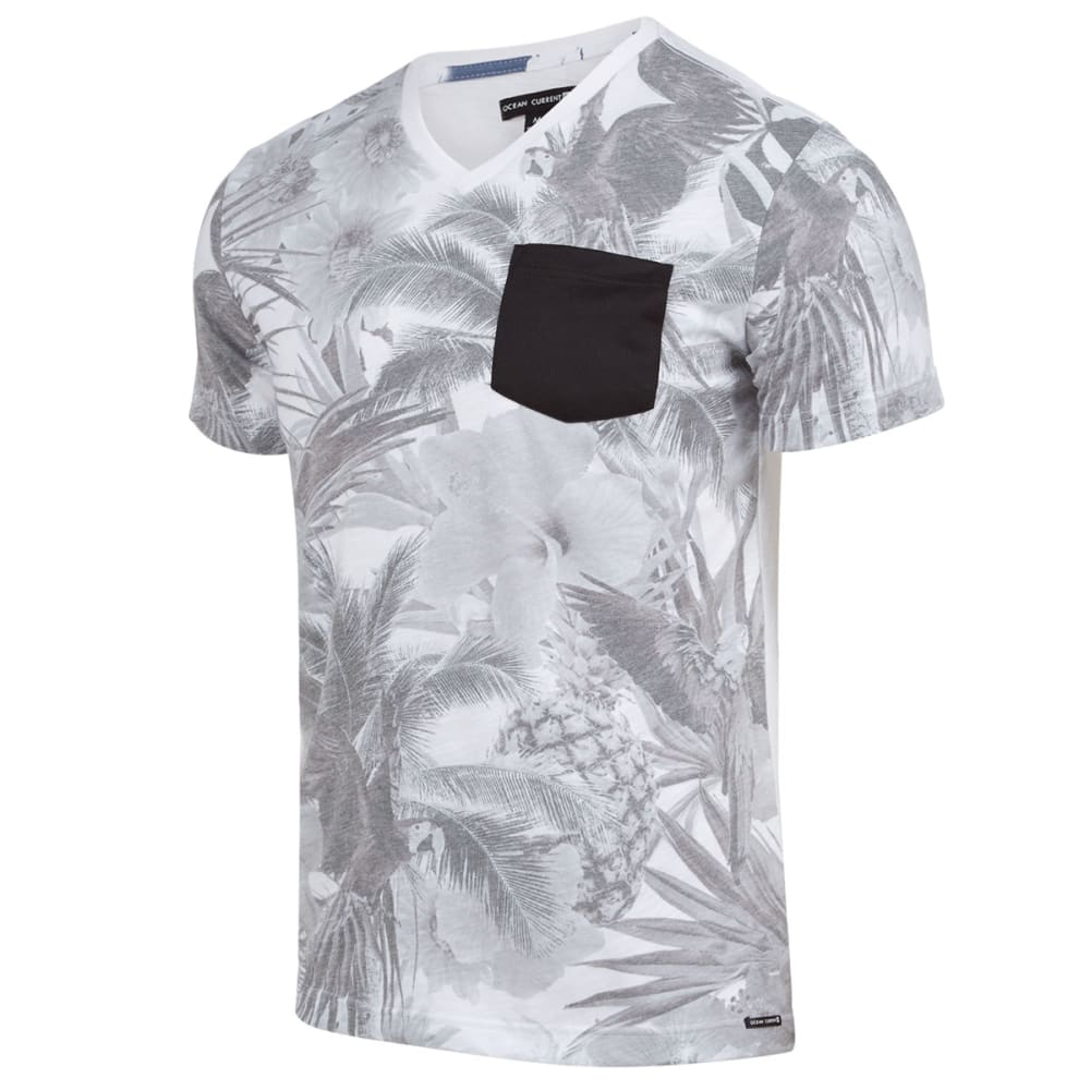 OCEAN CURRENT Guys' Dexter Short-Sleeve Tee - WHITE
