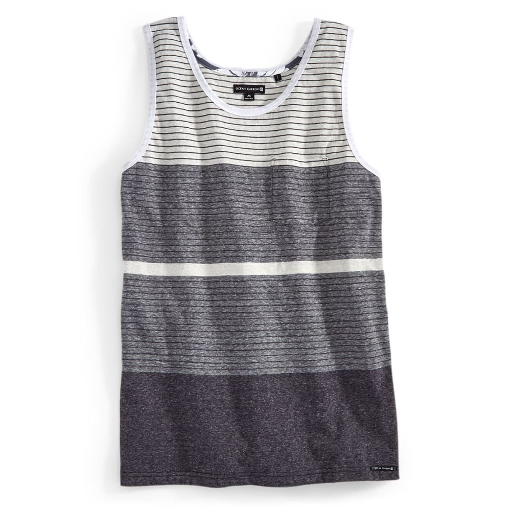 OCEAN CURRENT Guys' Wazowski Tank - BLACK