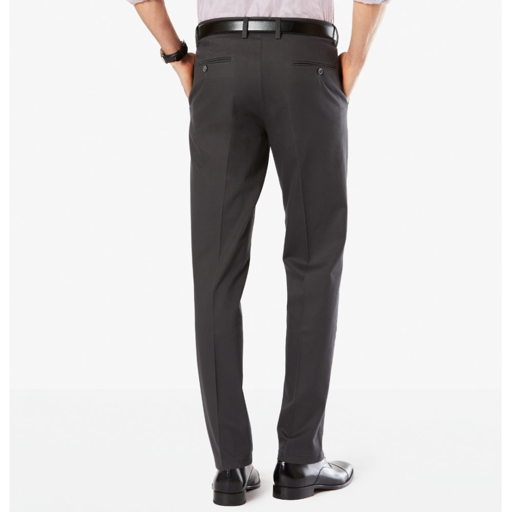 DOCKERS Men's Signature Stretch Slim Khakis - STEELHEAD CN25 0012