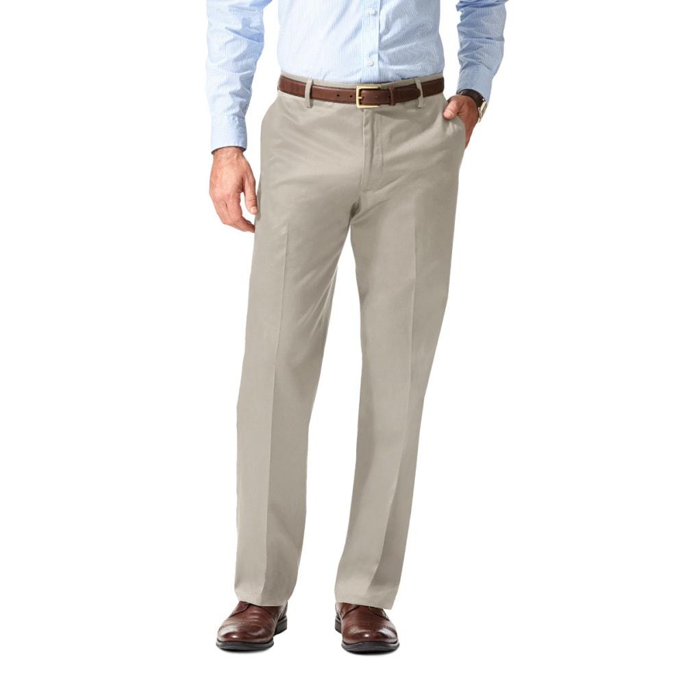 DOCKERS Men's Signature Stretch Straight-Leg Khakis - CLOUD 0007