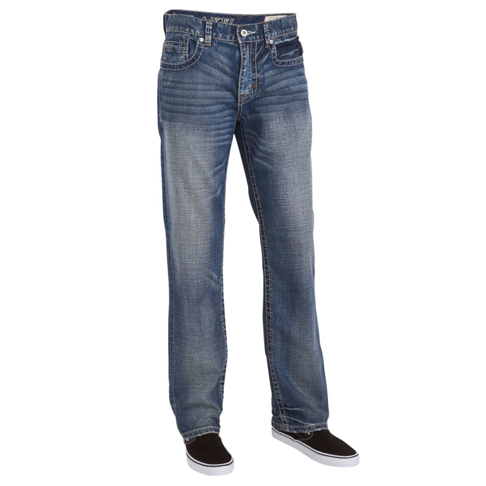 AXEL Guys' Rockville Slim Straight Griswold Jeans - ROCKVILLE