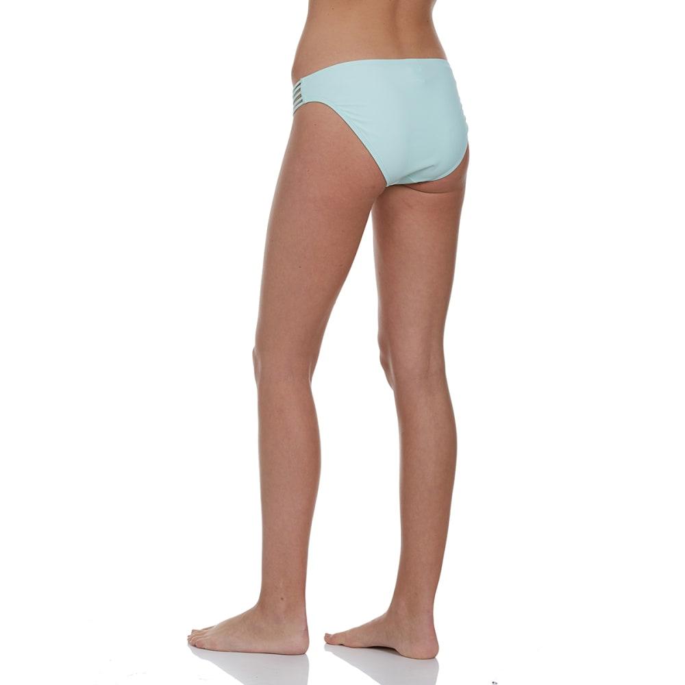 HOT WATER Juniors' Strappy Bikini Bottom - MAUI